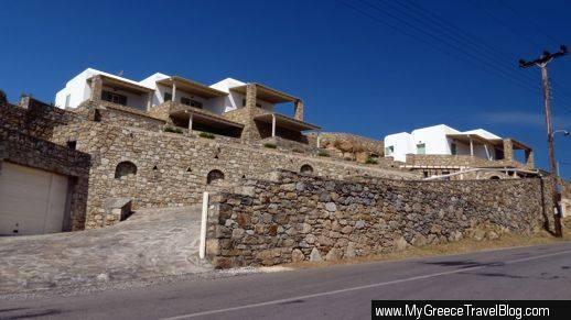 Panthea Residence Mykonos