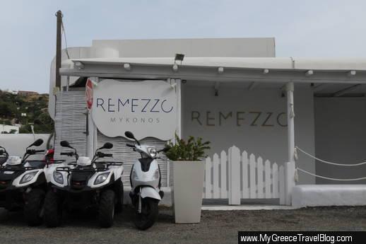 Remezzo nightclub