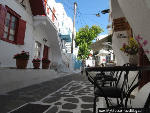 Illy Cafe Mykonos Town