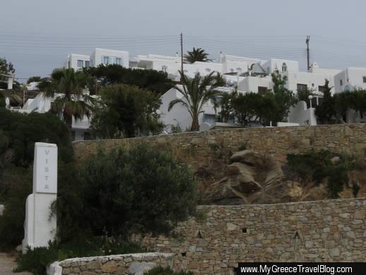 Vista Apartments Mykonos