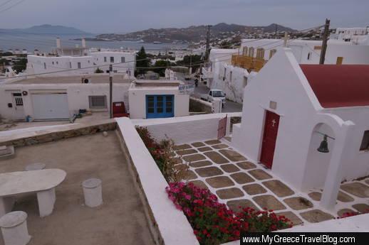 Hotel Golden Star Mykonos