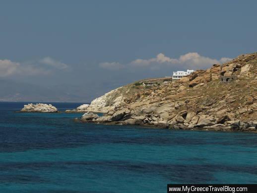 Kapari Bay Mykonos
