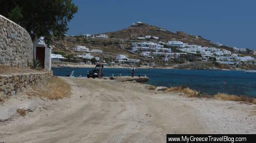 Agios Ioannis wharf