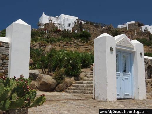 Parenthesis Private Villas Mykonos