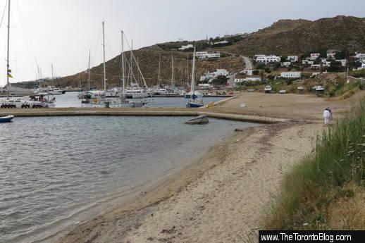 Tourlos New Port