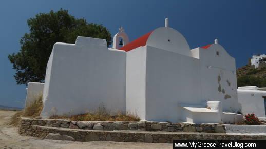 Agios Ioannis Mykonos churches