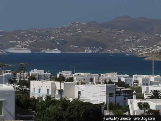 Korfos Bay Mykonos