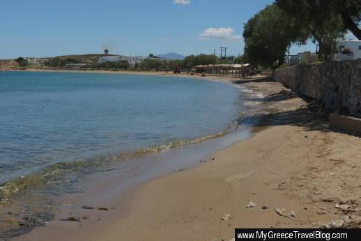 Ag Anargyri beach