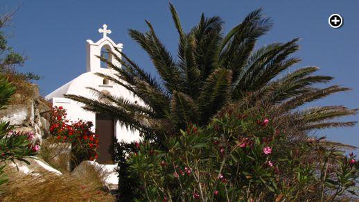 Agios Eleftherios church Ios