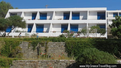 Hotel Hippocampus in Naoussa