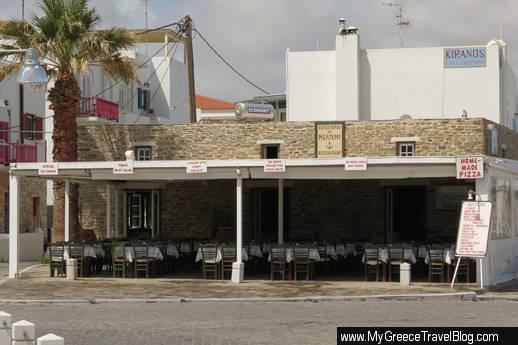 Meltemi Taverna Naoussa