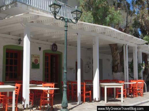 Pizzarella restaurant