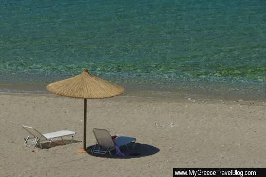 Pipeeri beach Naoussa