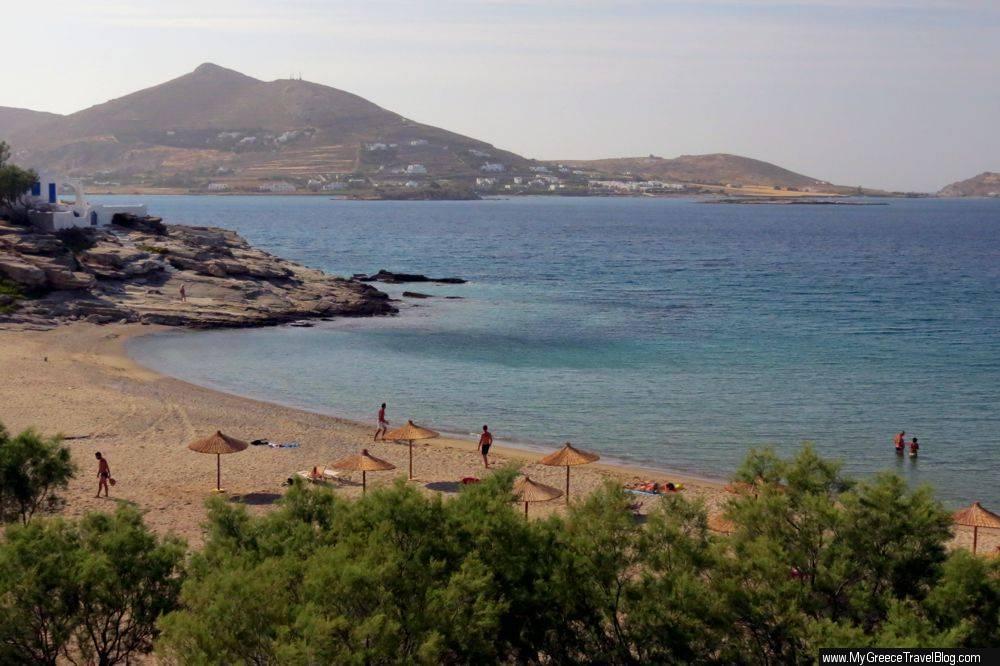 Piperi beach Naoussa