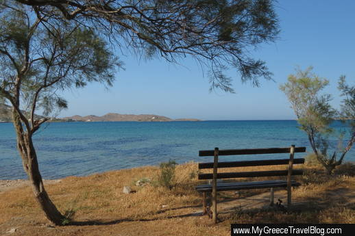 Naoussa Bay