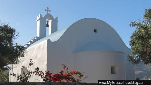 chapel near Naoussa