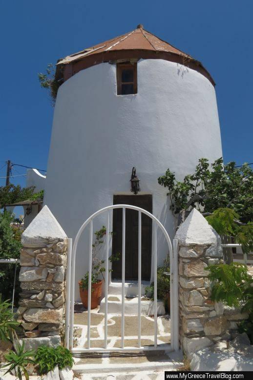 Naoussa windmill