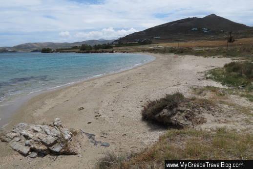 a beach near Monastiri