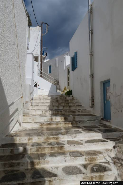 steps in Naoussa