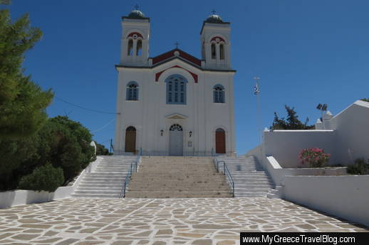 Naoussa cathedral