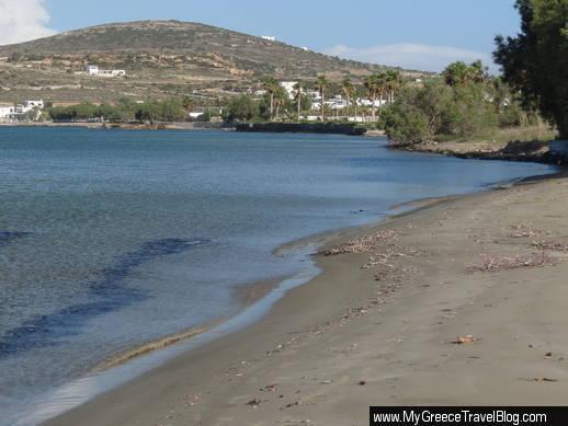 Naoussa Bay on Paros