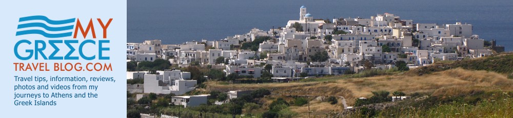 Adamas, the Port Town of Milos
