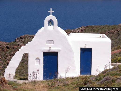 Agios Iakovos church Mykonos