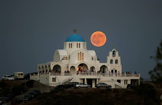 red moon tonight greece - photo #43
