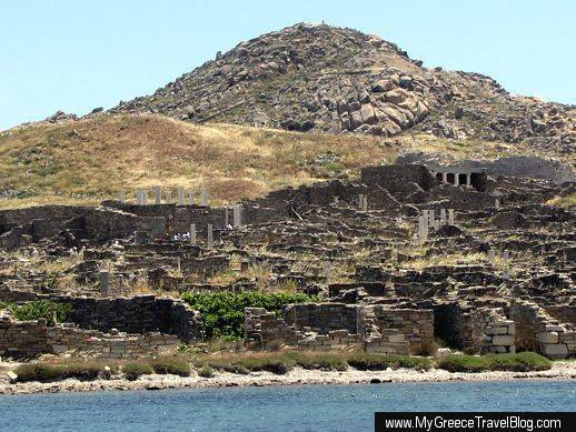 Delos island ferry prices & times unchanged for 2013  MY ...