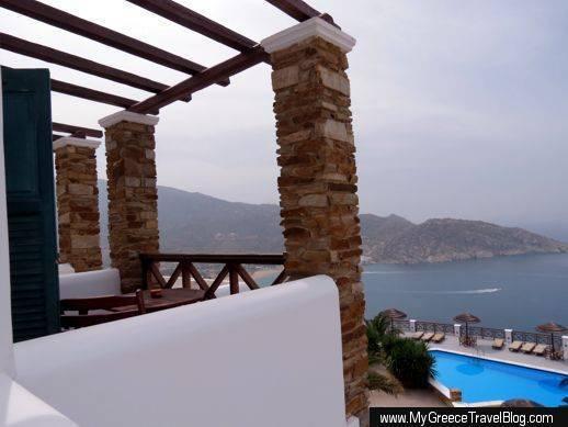 Hotel Katerina Ios