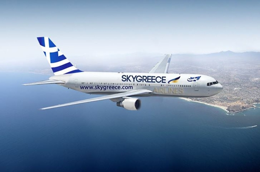 SkyGreece Airlines S.A. Boeing 767-300ER