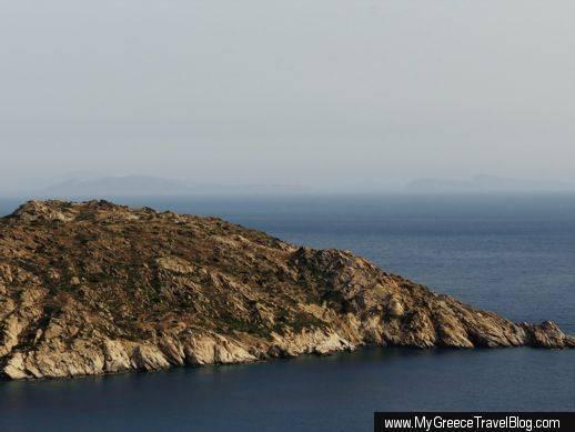 Cape Kakavolo Ios