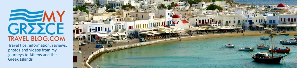The Mykonos Town Harbourfront