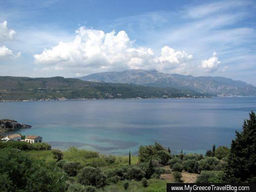 Vathy Bay on Samos