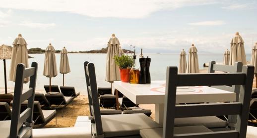 Avli tou Thodori restaurant Mykonos