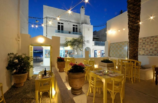 Catari restaurant Mykonos