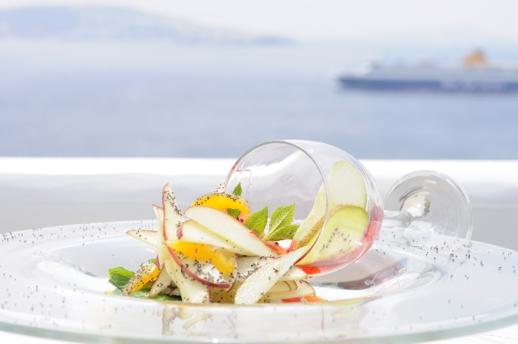 Ergon Mykonos restaurant creation