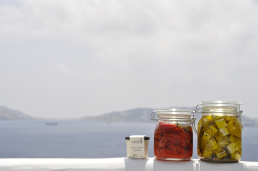 Ergon Mykonos Greek Deli products