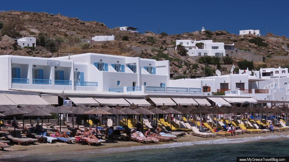 Hotel Kosmoplatz Mykonos