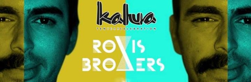 Kalua Bar Restaurant Rovis Brothers party July 26