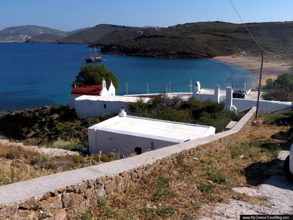 Kikis Taverna Agios Sostis Mykonos