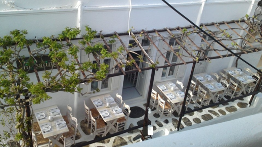 M-eating restaurant Mykonos Town