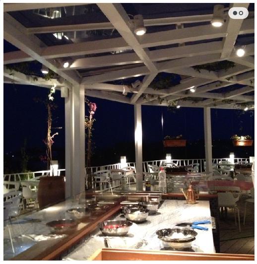Marechiaro pizza restaurant Mykonos