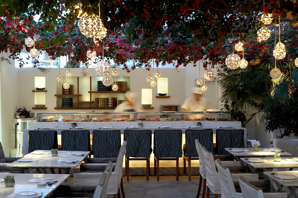 Mykonos restaurants people are talking about this summer ...