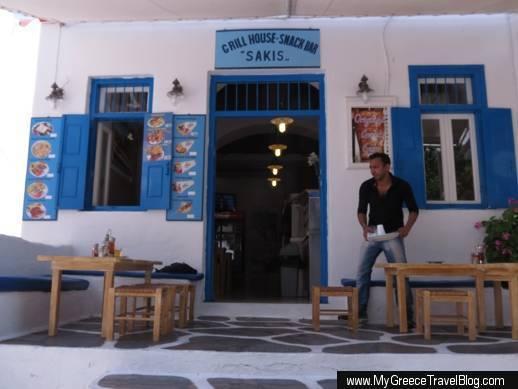 Sakis Grill House Mykonos