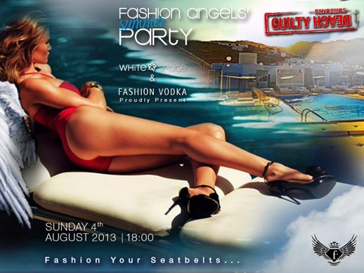 Fashion Angels summer party at Guilty Beach