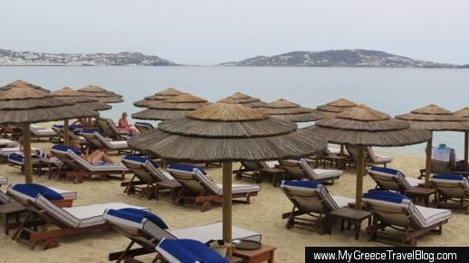 H Epistrophi taverna Agios Stefanos Mykonos