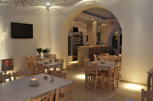 Molaraki restaurant at Makis Place hotel Mykonos