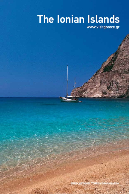 Ionian Islands travel guide