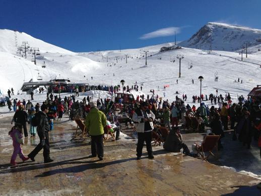 Parnassos Ski Resort Greece